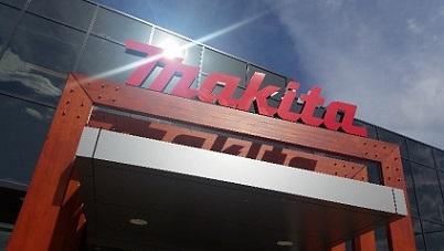 Makita Entrance Case Study Wi-Fi DigitalAir Wireless